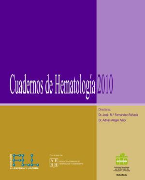 Consultar Cuaderno de hematología 2010