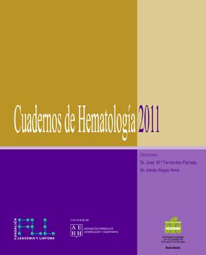 Consultar Cuaderno de hematología 2011